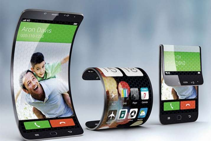 Samsung Foldable Phone- India TV Paisa