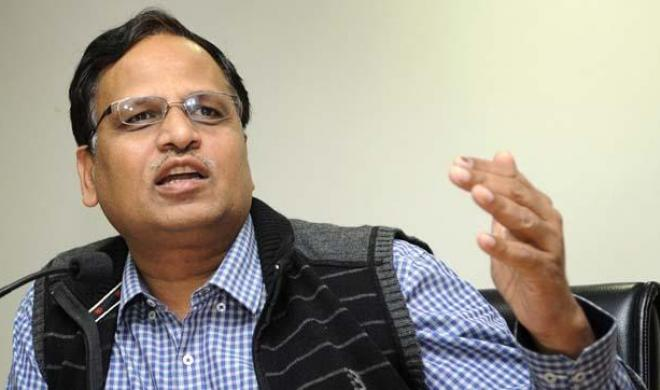 Satyendra jain- India TV