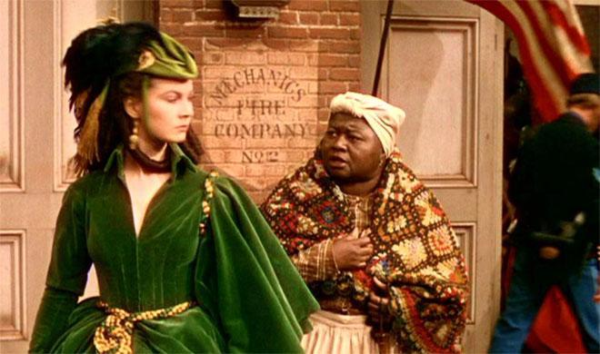 Scarlett's green velvet dress in Gone with the Wind- Khabar IndiaTV