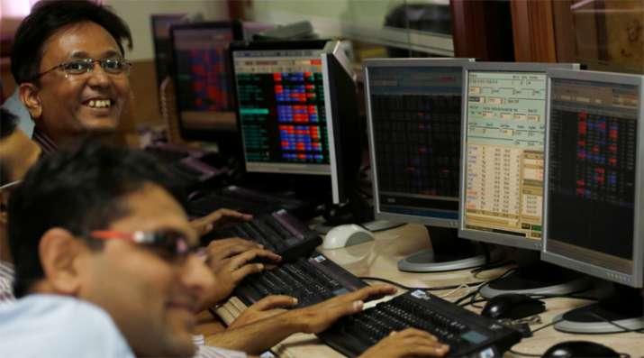 Sensex recovers - India TV Paisa