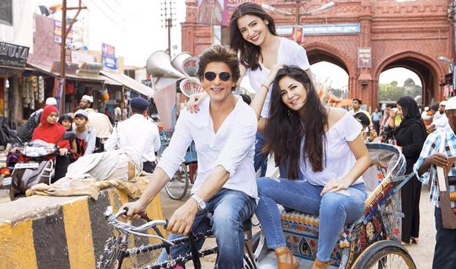 शाहरुख खान, कटरीना कैफ, अनुष्का शर्मा- India TV