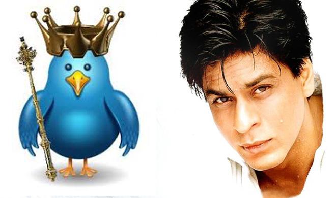 शाहरुख खान, ट्विटर- India TV