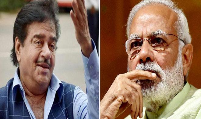 नरेंद्र मोदी द्वारा इसरो चीफ को गले लगाने पर शत्रुघ्न सिन्हा ने दिया बड़ा बयान, उन्होंने कहा...
