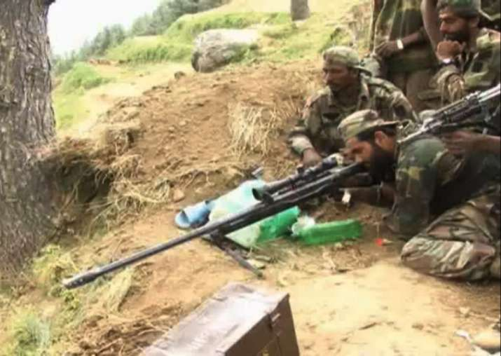 Pakistan-positions-150-snipers-along-LoC-announces-reward-for-killing-Indian-jawans- India TV