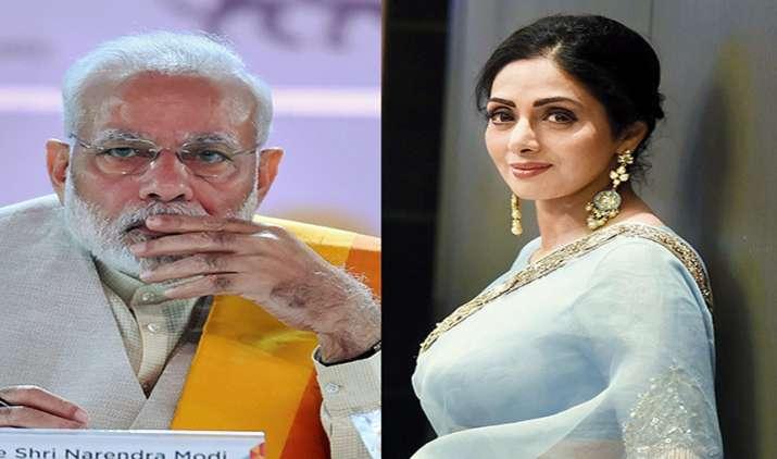 President-Kovind-PM-Modi-condole-Sridevi-s-death- India TV