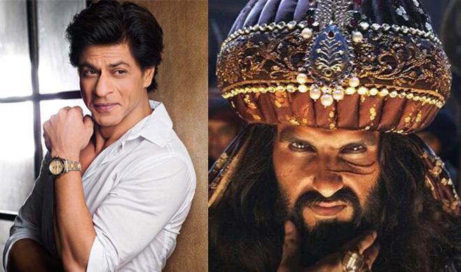 शाहरुख खान, खिलजी- India TV