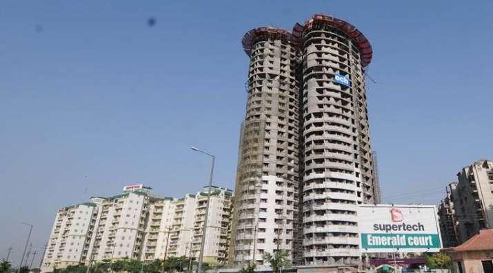 Supertech Emerald Court- India TV Paisa