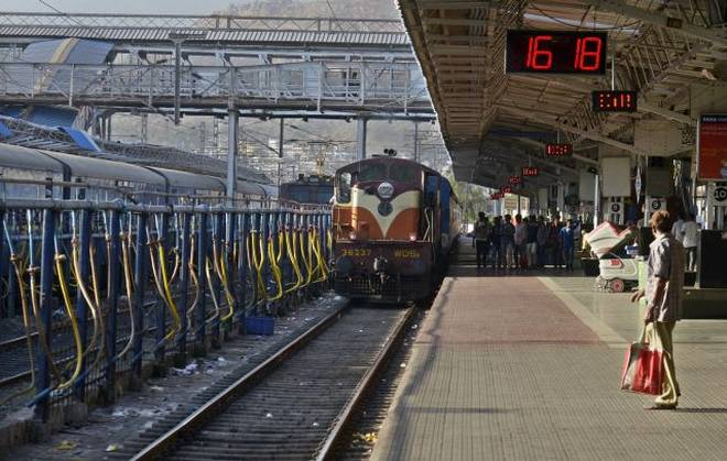 RAILWAY STATION- India TV Paisa