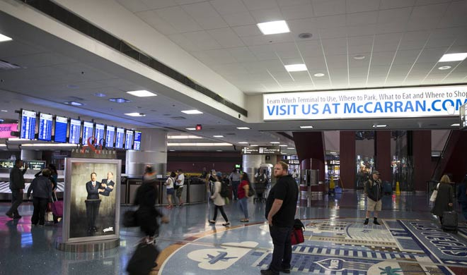 Marriage license kiosk opens up at Vegas airport in time...- Khabar IndiaTV