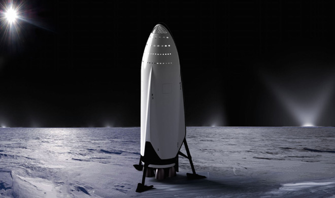 Under the Space X project humans can be sent to Mars by 2040- India TV