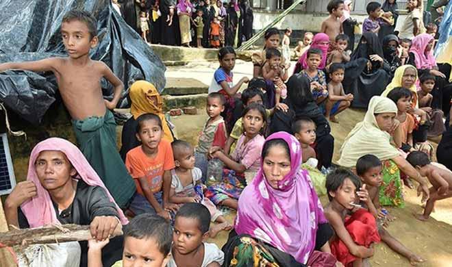 rohingya muslims- India TV