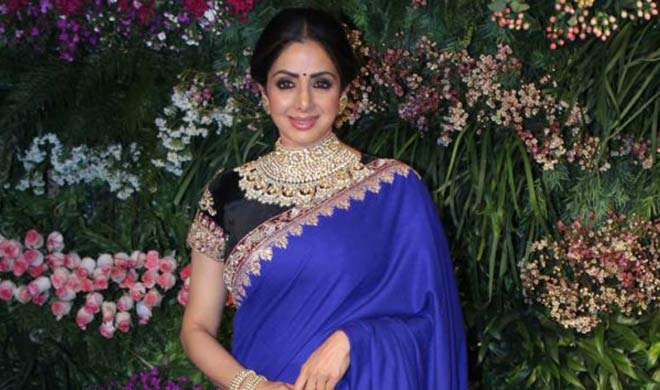 Congress controversial tweet on the death of Sridevi- India TV