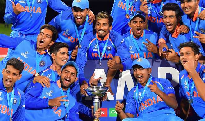 अंडर-19 क्रिकेट टीम- Khabar IndiaTV