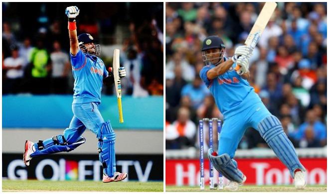 सुरेश रैना और एम एस...- India TV