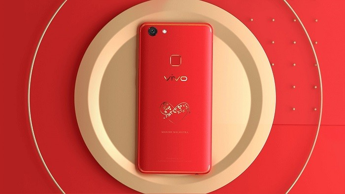 Vivo V7 Plus Infinite Red Limited Edition- India TV Paisa
