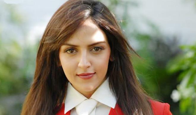 Esha Deol- Khabar IndiaTV
