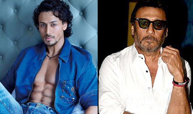 Tiger Shroff Jackie Shroff- India TV