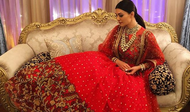 Sushmita Sen- India TV