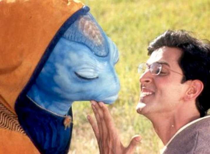 Koi mil gaya Jadoo- India TV