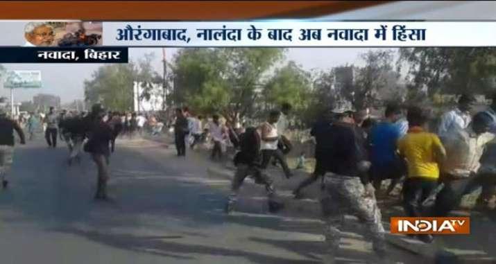 Navada violence- India TV