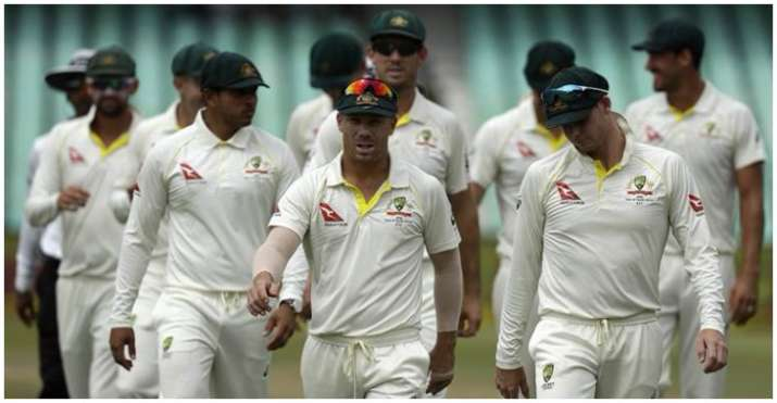 ऑस्ट्रेलियाई टीम- India TV