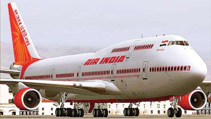 Air India Twitter Handle - India TV Paisa