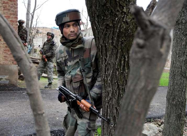 भारतीय सेना का जवान।- India TV