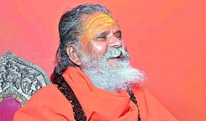 Akhara Parishad Chief Narendra Giri | PTI Photo- India TV