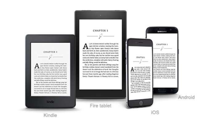 Amazon launches Kindle Lite for android handsets and slow internet connections in India- India TV
