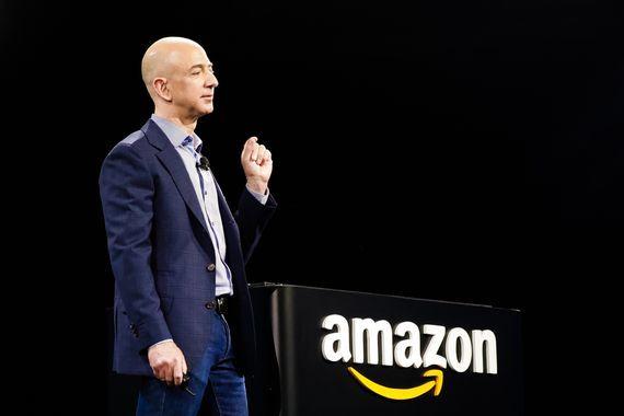 Jeff Bezos's Amazon- IndiaTV Paisa