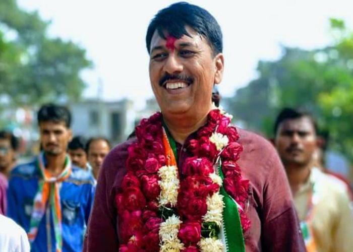 new Gujarat Congress chief amit chavda- India TV