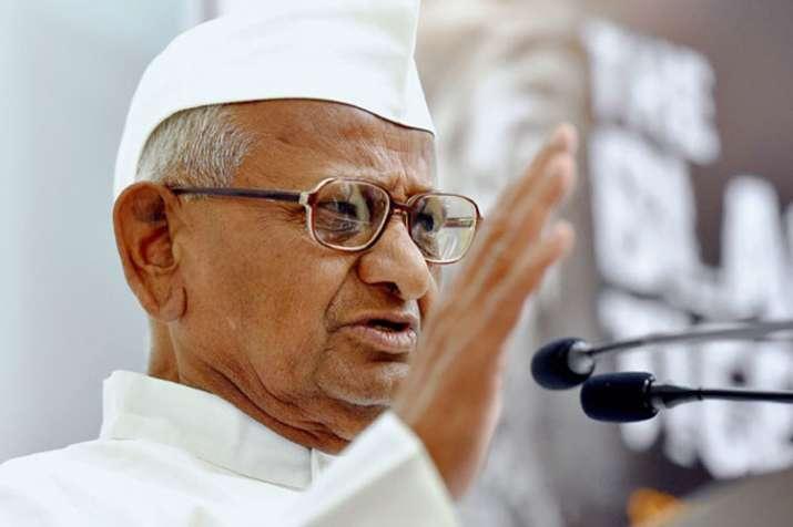 Anna Hazare- India TV