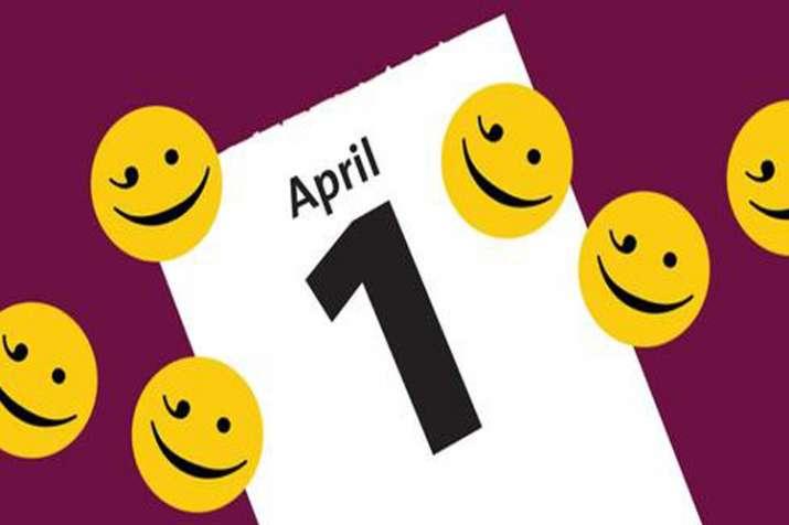 April Fool Day- India TV