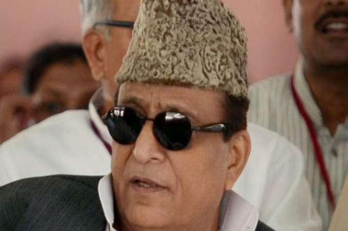 Azam khan- India TV