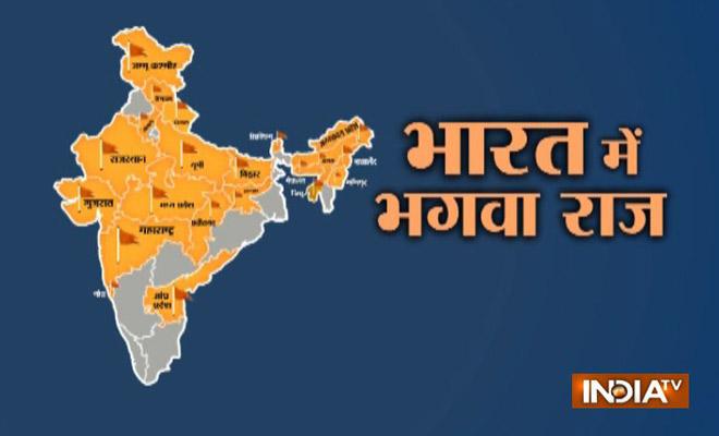 bjp victory- India TV