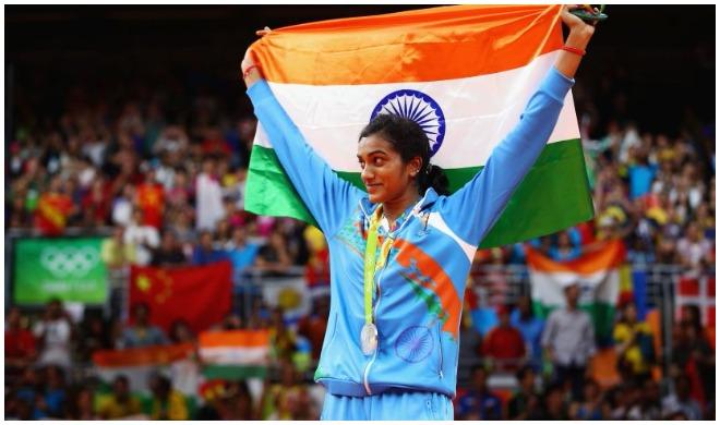 पी वी सिंधू- India TV
