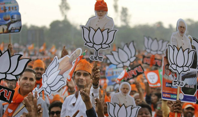 BJP working on new strategy to win 9th Rajya Sabha seat from Uttar Pradesh | PTI- India TV
