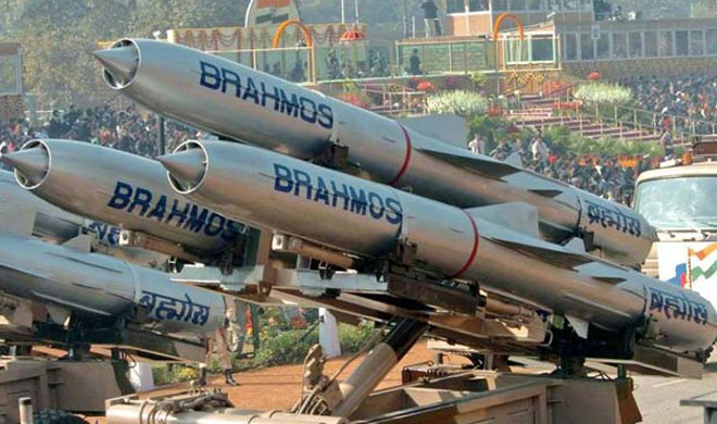 BrahMos supersonic cruise missile successfully tested fired- India TV