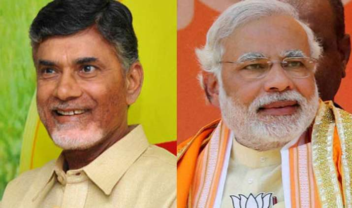 Is-Chandrababu-Naidu-s-TDP-pulling-out-of-NDA-a-ploy-for-2019-elections?- Khabar IndiaTV