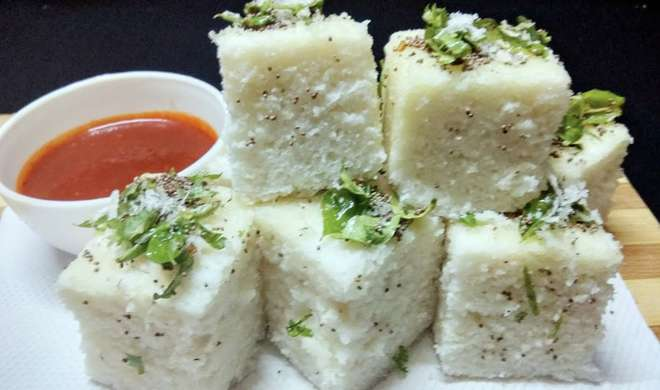 Chawal ka Dhokla- India TV