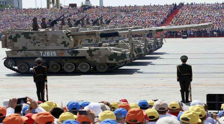 China Defence Budget- India TV Paisa