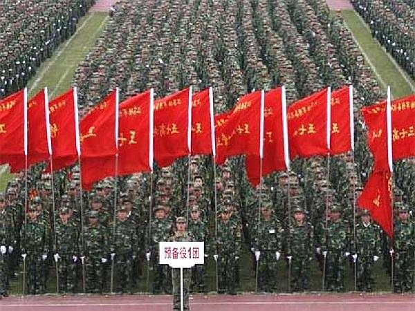 China military - India TV Paisa