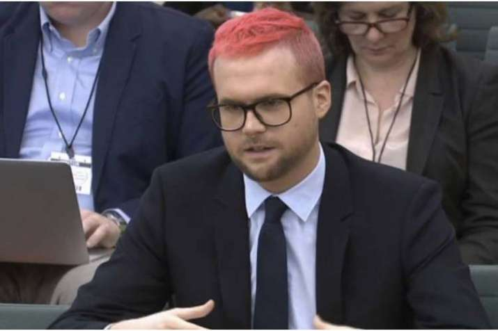 Christopher Wylie- India TV