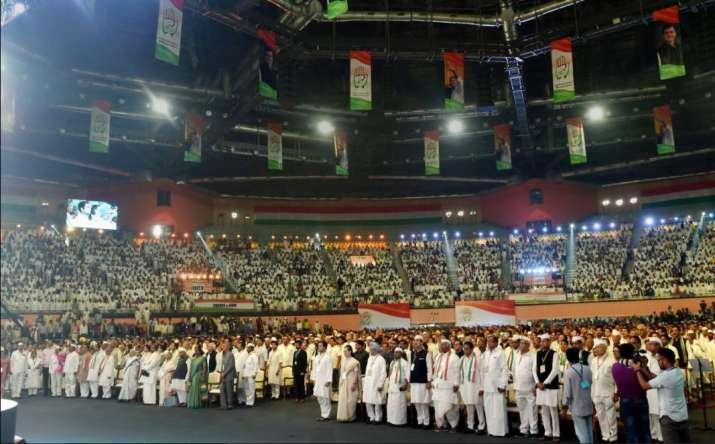 Congress Plenary Session- India TV Paisa