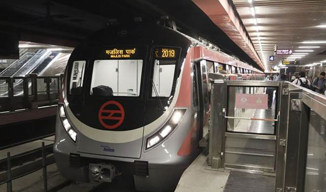 delhi metro- Khabar IndiaTV