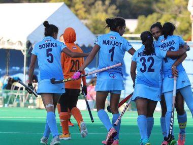 Indian women hockey team-file image- India TV