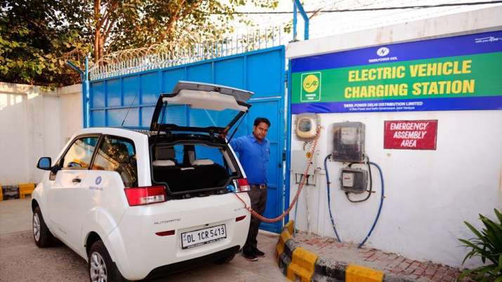 Electric Vehicles- India TV Paisa