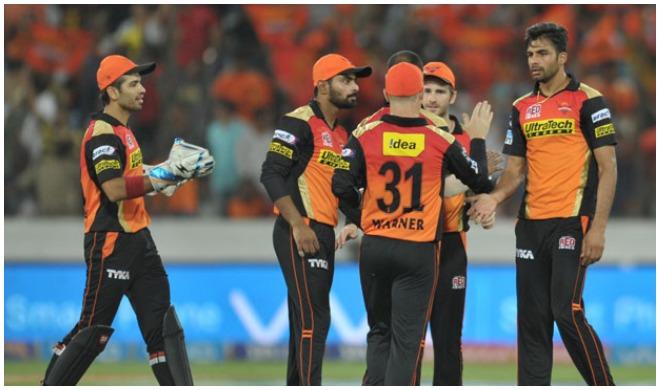 सनराइजर्स हैदराबाद- India TV