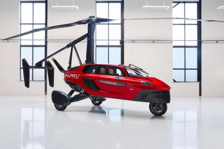 flying car- IndiaTV Paisa