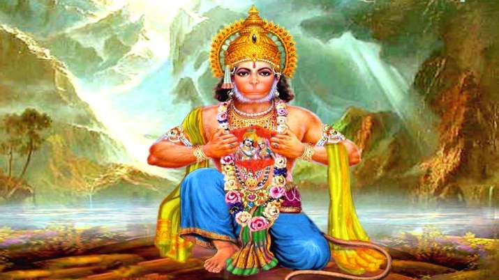 Lord Hanuman- India TV